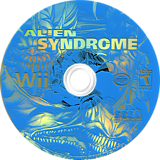 Alien Syndrome Wii disc (RLSE8P)