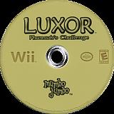 Luxor: Pharaoh's Challenge Wii disc (RLXEMJ)