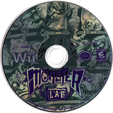 Monster Lab Wii disc (RM7E4F)