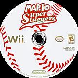 Mario Super Sluggers Wii disc (RMBE01)