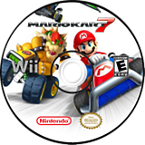 Mario Kart 7 JY CUSTOM disc (RMCEB6)