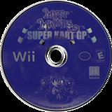Myth Makers: Super Kart GP Wii disc (RMYE5Z)