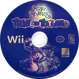 Myth Makers: Trixie in Toyland Wii disc (RMZE5Z)