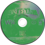 Escape from Bug Island Wii disc (RN9E4F)