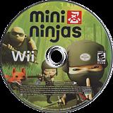 Mini Ninjas Wii disc (RNJE4F)