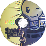 Smarty Pants Wii disc (RP2E69)