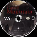 Cursed Mountain Wii disc (RQ6EJJ)