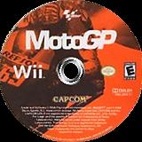MotoGP 08 Wii disc (RQ8E08)