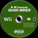 Kawasaki Quad Bikes Wii disc (RQBENR)