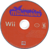 The Munchables Wii disc (RQCEAF)