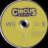 Circus Games Wii disc (RQKE41)