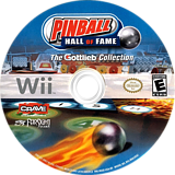 Pinball Hall of Fame: The Gottlieb Collection Wii disc (RQSE4Z)