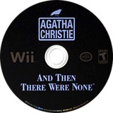 Agatha Christie: And Then There Were None Wii disc (RQTE6U)