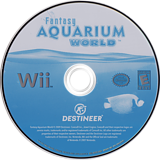 Fantasy Aquarium World Wii disc (RQYENR)