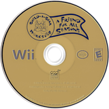 Build-A-Bear Workshop: A Friend Fur All Seasons Wii disc (RR4EGY)