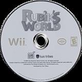 Rubik's World Wii disc (RRZEGY)