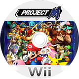 Super Smash Bros. Project M CUSTOM disc (RSBEPM)
