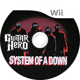 Guitar Hero III Custom : System of a Down CUSTOM disc (RSJESD)