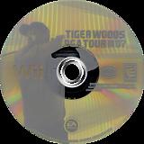 Tiger Woods PGA Tour 07 Wii disc (RT7E69)