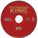 The Monkey King: The Legend Begins Wii disc (RTDE6K)