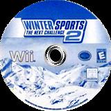 Winter Sports 2: The Next Challenge Wii disc (RU2E5Z)