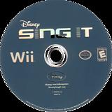 Disney: Sing It Wii disc (RUIE4Q)