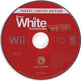 Shaun White Snowboarding: Road Trip - Target Limited Edition Wii disc (RW7E41)