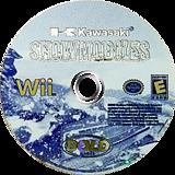 Kawasaki Snowmobiles Wii disc (RWBENR)