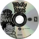 Wacky Races: Crash & Dash Wii disc (RWRE4F)