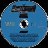 WWE SmackDown vs. Raw 2008 Wii disc (RWWE78)