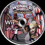 Wonder World Amusement Park Wii disc (RWZE5G)