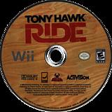 Tony Hawk: Ride Wii disc (RX5E52)