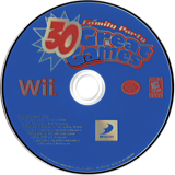 Family Party: 30 Great Games Wii disc (RZ9EG9)