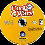 Cook Wars Wii disc (RZLE41)