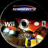 Speed Zone Wii disc (RZSEGJ)