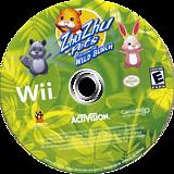 Zhu Zhu Pets: Featuring The Wild Bunch Wii disc (S2ZE52)