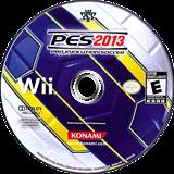 Pro Evolution Soccer 2013 Wii disc (S3IEA4)