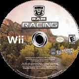 Ram Racing Wii disc (S5RESZ)