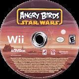 Angry Birds: Star Wars Wii disc (S7DE52)