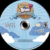 Gummy Bears: Magical Medallion Wii disc (SA7ESZ)