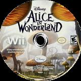 Alice in Wonderland Wii disc (SALE4Q)