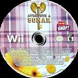 Atrévete a Soñar Wii disc (SASEWW)