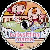 Babysitting Mama Wii disc (SBWE5G)