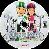 Cyberbike Cycling Sports Wii disc (SCBE5V)