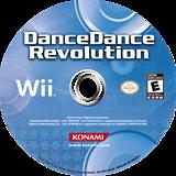 Dance Dance Revolution Wii disc (SDYEA4)