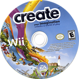 Create Wii disc (SECE69)