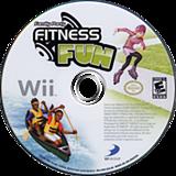 Family Party: Fitness Fun Wii disc (SFKEG9)