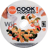 Food Network: Cook or Be Cooked Wii disc (SFOEAF)