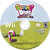 Gummy Bears Mini Golf Wii disc (SGYESZ)