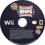 Basketball Hall of Fame: Ultimate Hoops Challenge Wii disc (SHFE20)